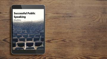 Free e-book: Successful Public Speaking